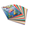 Papiere pestrofarebné A4, 20 listov
