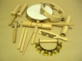Súprava rytmických nástrojov RS 1000