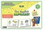 Karty na precvičovanie (A5) - anglická abeceda