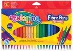 COLORINO Fixky, 24 farieb - nová kvalita