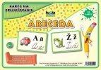 Karty na precvičovanie - abeceda (A7)
