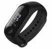 Xiaomi Fitness náramok Mi Band 3 - čierny