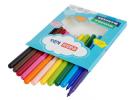 Fixy 12 farieb, vyprateľné