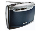 PHILIPS Prenosné rádio