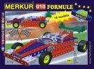 MERKUR Stavebnica 010 Formula 10 modelov 223ks