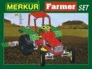 MERKUR Stavebnica Farmer Set 20 modelov 341ks