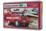 Stavebnica Monti 03 Team 21 Land Rover 1:35 v krabici 22x15x6cm